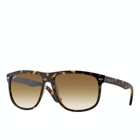 Ray-Ban RB4147 Sunglasses - Havana Crystal Brown Gradient