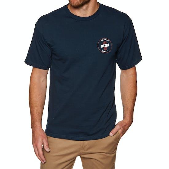 Brixton Torch Standard Short Sleeve T-Shirt