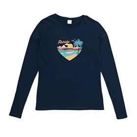 SWELL Dreamseeker Girls Long Sleeve T-Shirt - Navy