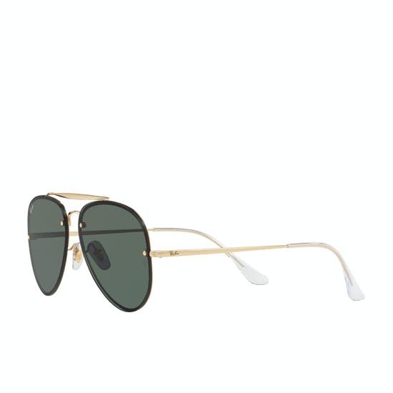 Ray-Ban Blaze Aviator Womens Sunglasses
