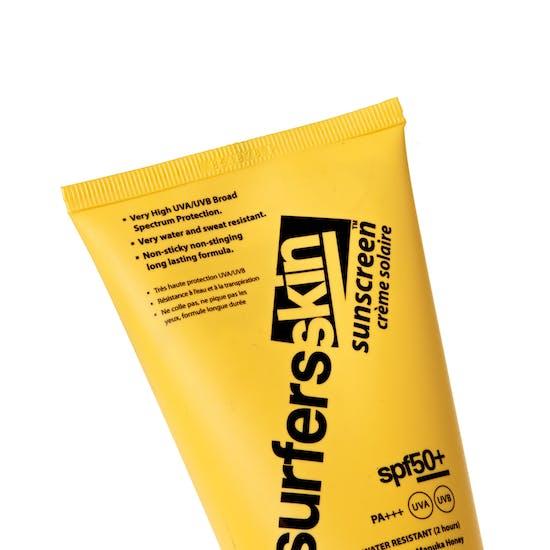 Surfers Skin Sunscreen Lotion 125ml SPF 50 Sun Protection
