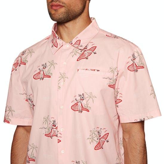 Brixton Bueller Woven Short Sleeve Shirt