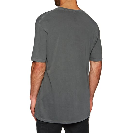 Huf 1993 Logo Overdye Short Sleeve T-Shirt
