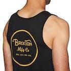 Brixton Wheeler Tank Vest