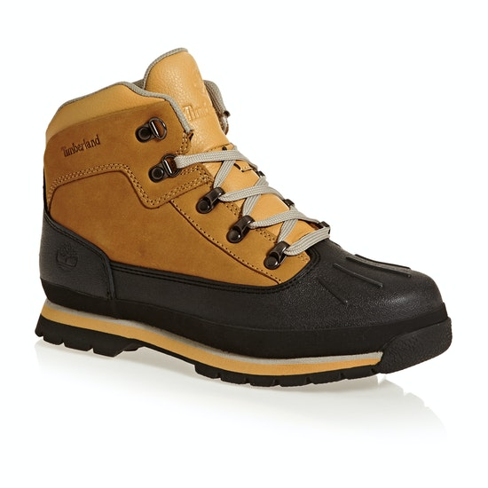 Timberland Junior Euro Hiker Shell Toe Boys Boots