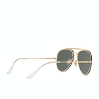 Ray-Ban Blaze Aviator Ladies Sunglasses
