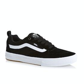 Vans Kyle Walker Pro Shoes - Black White