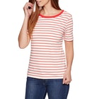 Levi's Back Scoop Ladies Short Sleeve T-Shirt