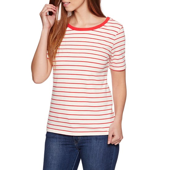 Levi's Back Scoop Ladies Short Sleeve T-Shirt