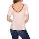 Levi's Back Scoop Womens Short Sleeve T-Shirt