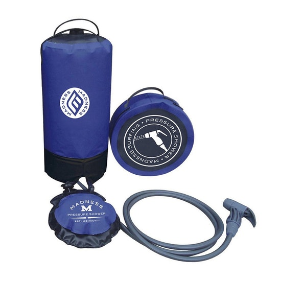 Surf Accessory Madness Pressure Showers 10-15L