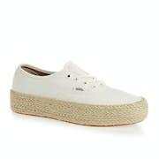 Vans Authentic Platform Womens Shoes