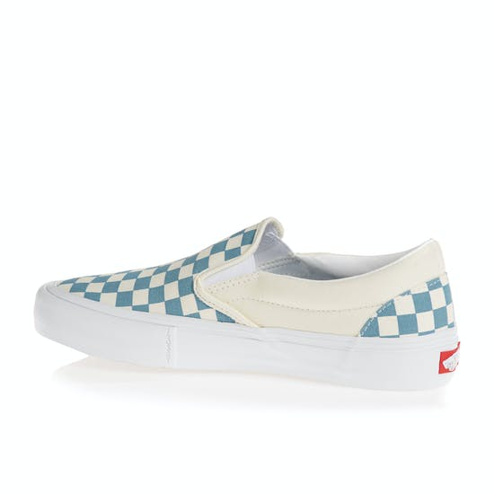 Vans Mn Slipon Pro checkerboard Shoes