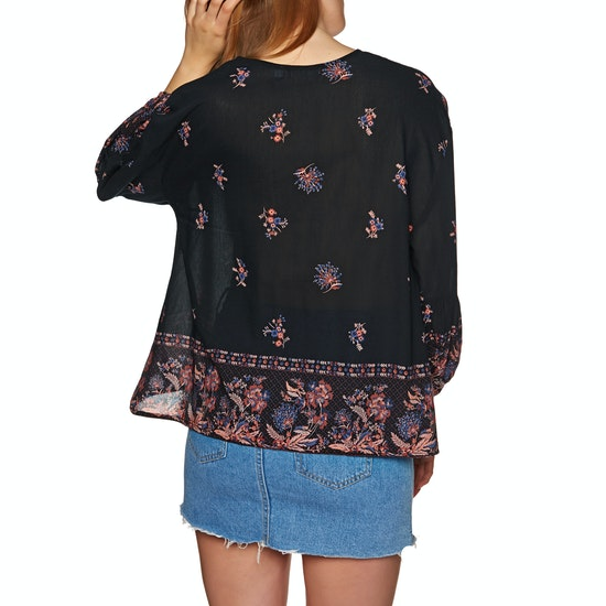 Top Senhora The Hidden Way Egan Floral Border