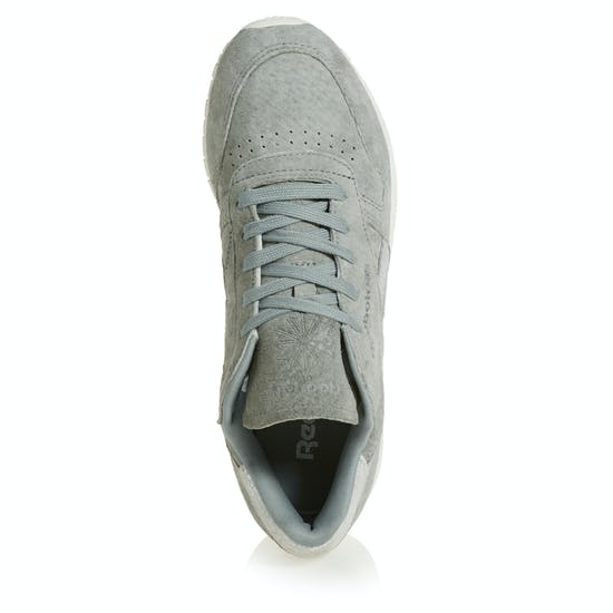 Reebok Classics Leather Shimmer Womens Shoes