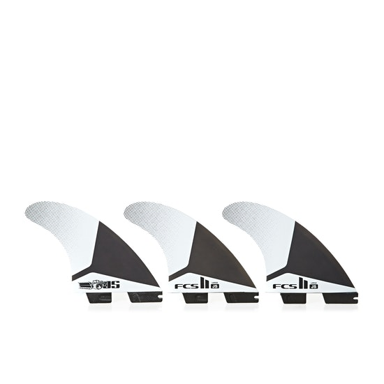 FCS II JS Surfboards Thruster Fin