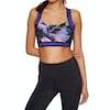 Sports Bra Femme Superdry Sd Colourblock Printed - Tropical Ombre Print Black