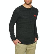 Superdry Orange Label Vntge Emb Ls Tee Long Sleeve T-Shirt
