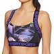 Superdry Sd Colourblock Printed Womens Sports Bra