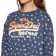 Superdry Ditsy Beach Crew Womens Sweater