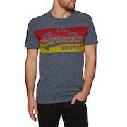 Superdry Vintage Logo Cali Stripe Short Sleeve T-Shirt