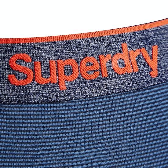 Superdry Orange Label Triple Pack Boxer Shorts