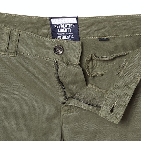Superdry Tencel Rookie Cargo Womens Shorts