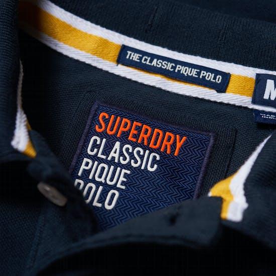 Polo Superdry Classic Pique