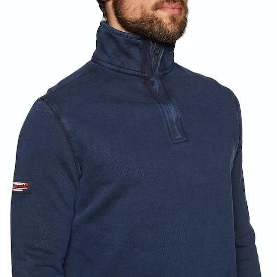 Superdry International Henley Sweater