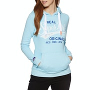 Superdry Real Originals Entry Womens Pullover Hoody