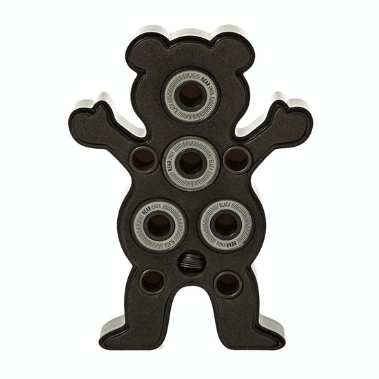 Grizzly Abec 9 Skateboard Bearings