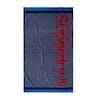 Superdry Sun Rider Beach Towel - Dark Navy Marl