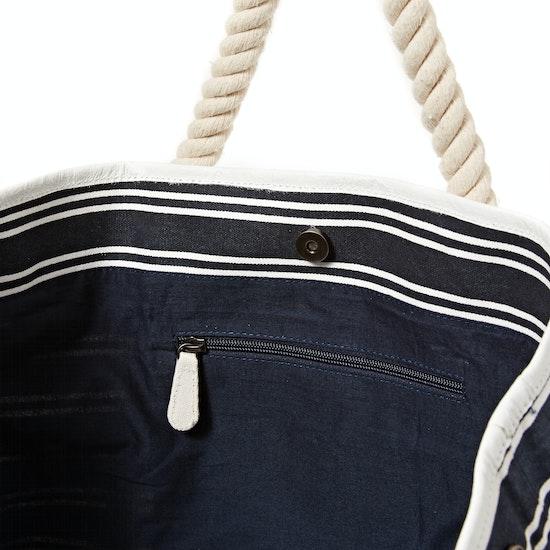 Bolso de playa Mujer Superdry Bayshore Stripe