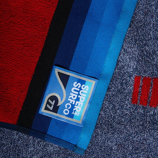 Superdry Sun Rider Beach Towel