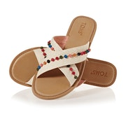 Toms Viv Oxford Pom Womens Sandals