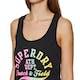Superdry Trackster Womens Tank Vest