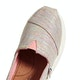 Toms Alpargata Girls Slip On Shoes