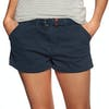 Superdry International Hot Womens Shorts - Pacific Navy