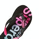 Superdry Scuba Faded Logo Womens Sandals