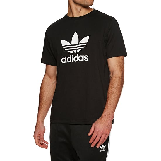 Adidas Originals Trefoil Short Sleeve T-Shirt