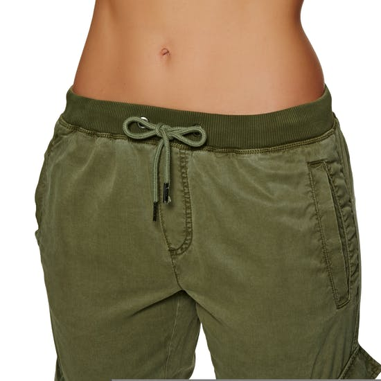 Superdry Utility Tencel Womens Cargo Pants
