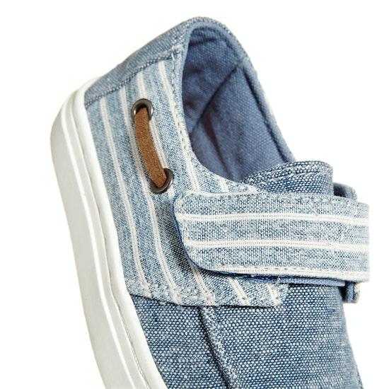 Toms Slub Tiny Culver Boys Slip On Shoes