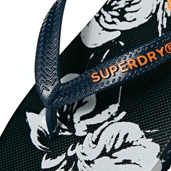 Superdry Super Sleek Aop Sandals