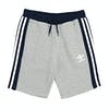 Adidas Originals M Fl Boys Shorts - Medium Grey Heather Collegiate Navy White