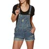 Superdry Dungaree Boy Womens Shorts - Acid Blue