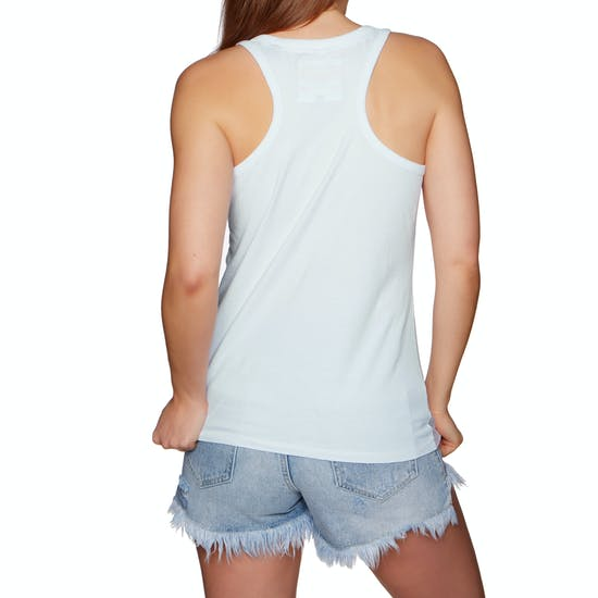 Superdry Photo Stacker Entry Womens Tank Vest