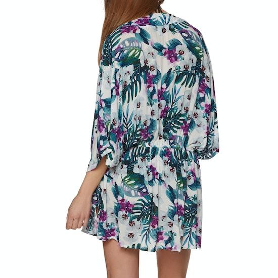 Nine Islands Kimono Dress