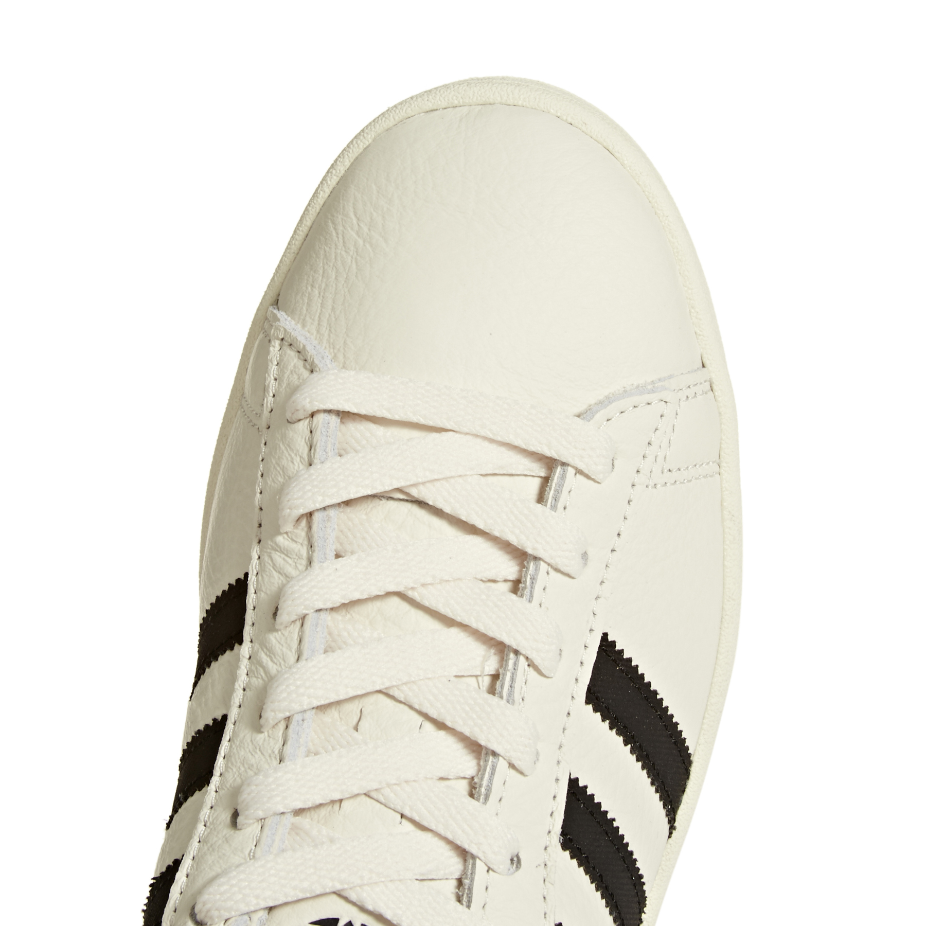 Details about Adidas Campus Mens Suede Leather Lace Up Trainers In Black White Size UK 6 12