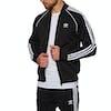 Adidas Originals SST Zip Thru Trainingsjacke - Black