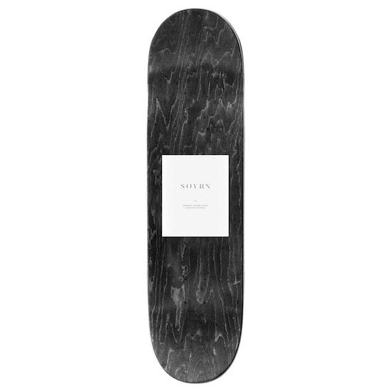 SOVRN Clay Fardell 8 Inch Skateboard Deck